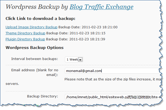 Plugins-WordPress-WordPress-Backup